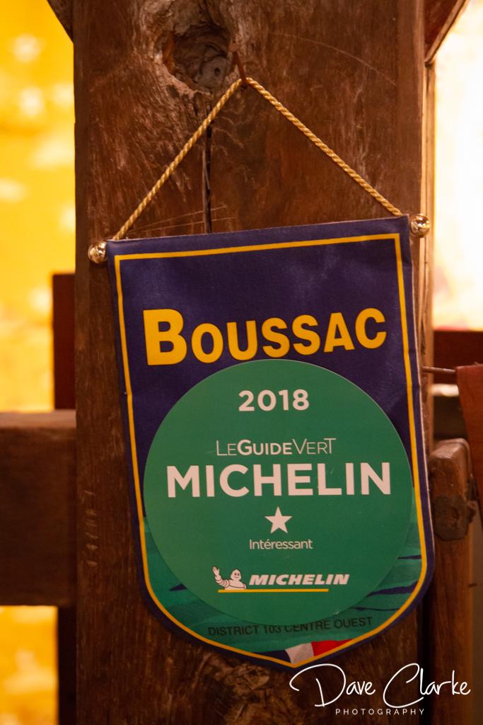 Chateau Boussac 2018-2